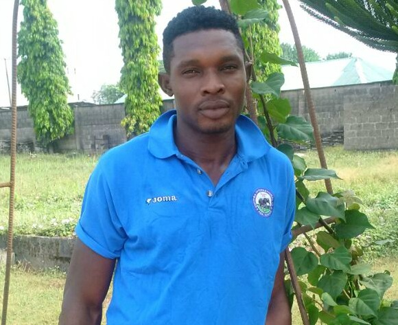 Achimugu says he is up to goalkeepers' war at Enyimba