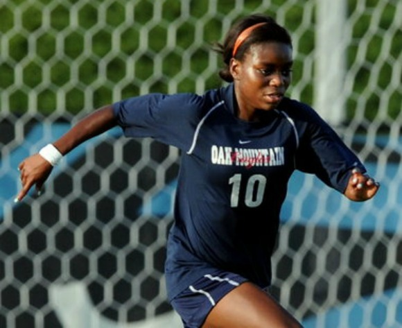 Super Falcons star-in-waiting Toni Payne tipped to be drafted to Chicago Red Stars