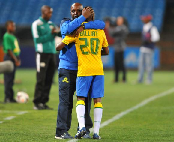 Mosimane behind Onyango and Billiat