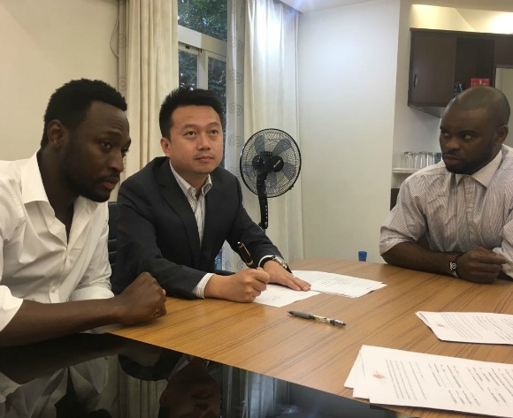Chinedu Obasi recovers in China what he lost not playing for 2 years - Source