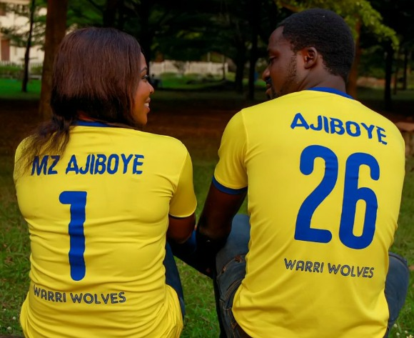 Dele Ajiboye excited to wed heart-throb Folashade