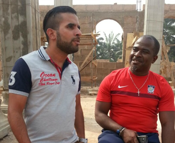 Brazilian coach Rafael Everton returns to FC Ifeanyi Ubah
