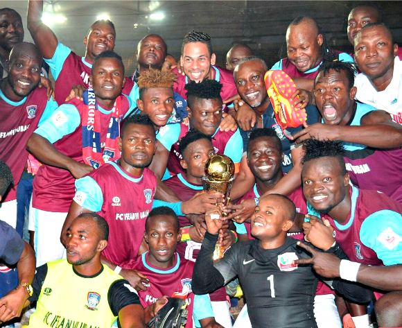 10-man Ifeanyi Ubah clinch Charity Cup at expense of disappointing Rangers