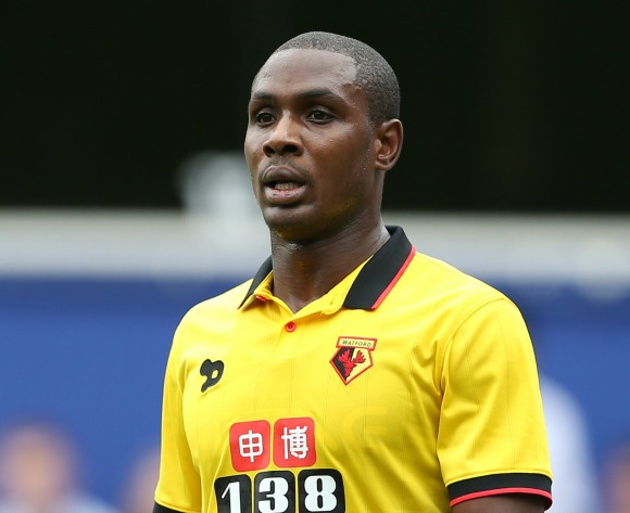 Ighalo still with us insists Watford boss amid China move rumours
