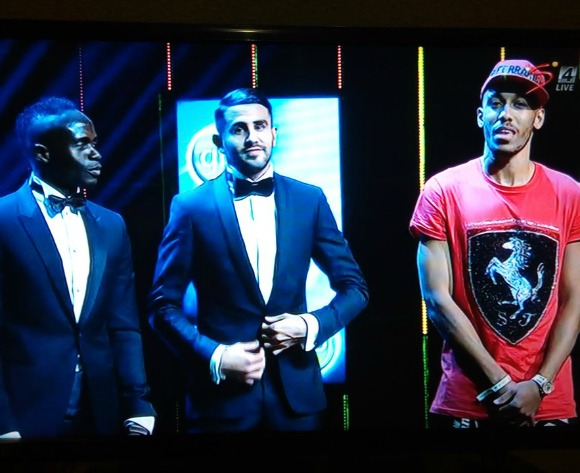 Riyad Mahrez crowned Africa's best player