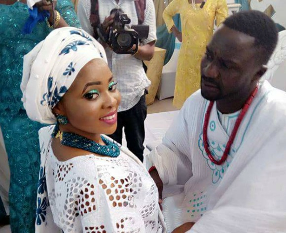 I am happiest man in the world says newly wedded Dele Ajiboye