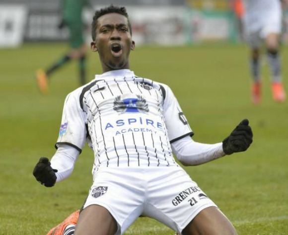 CONFIRMED:Celtic offer £1m for Henry Onyekuru