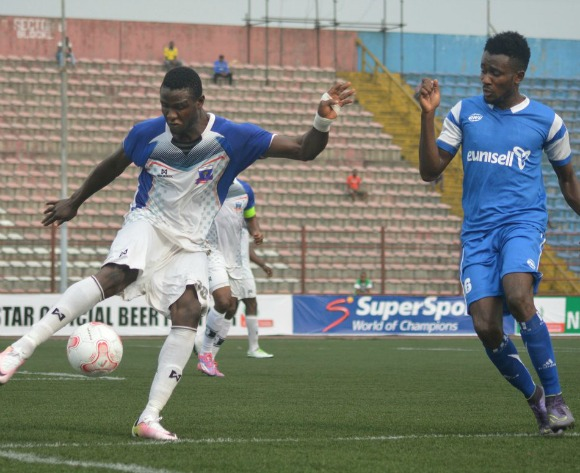 Coach Uwua says Rivers United draw a win for Lobi Stars