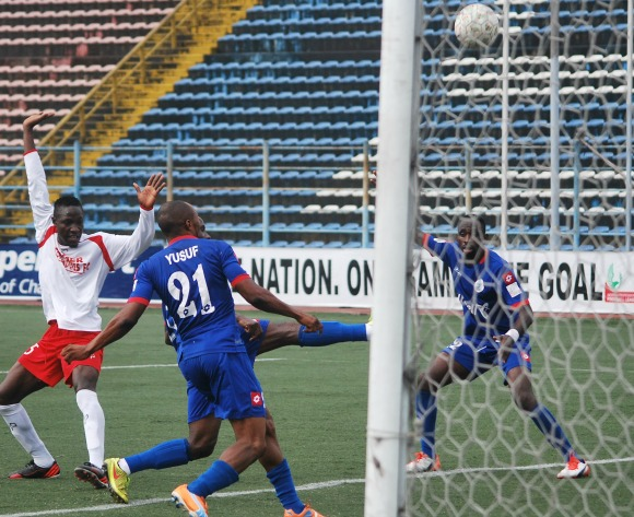 Unbeaten Rivers United welcome struggling Niger Tornadoes