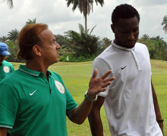 Rohr: I will pick Eagles February for AFCON 2019 qualifier