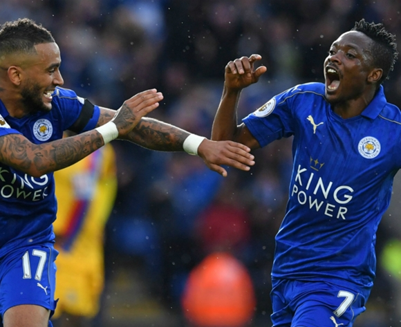 Leicester City shut out big-money flop Ahmed Musa