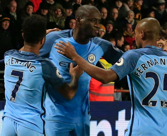 Yaya Toure: Sterling and Sane can be world class players