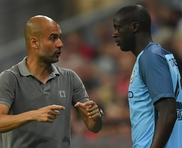 Toure: I wanted Manchester City to be like FC Barcelona