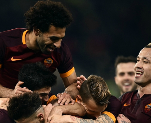 Salah scores in first start for Roma since AFCON return