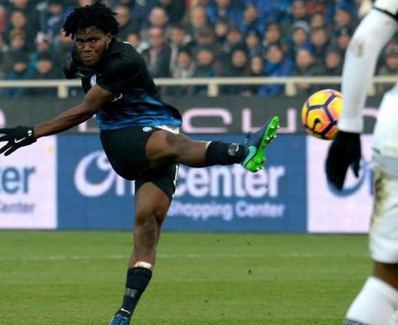 Roma's Franck Kessie 'agreement' under threat