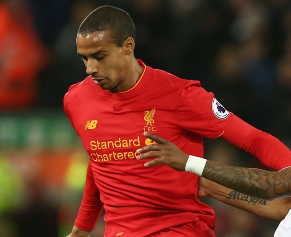 Joel Matip doesn't regret joining Liverpool from Schalke