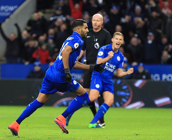 Leicester need to stay together and keep fighting, says Mahrez
