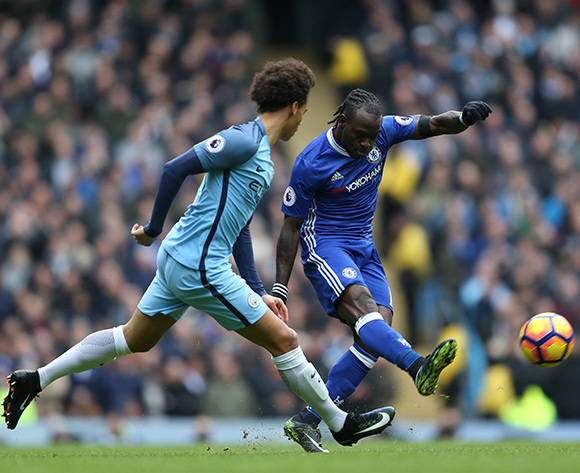 Chelsea star Moses can't wait to go to the London Stadium