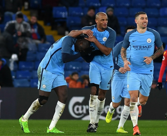 Toure praise for City teammates after stunning Champions League win
