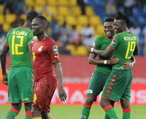 Ghana settle for fourth place