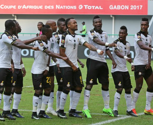 Atsu thanks Black Stars' supporters