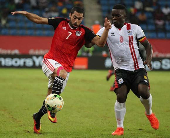 Ugandan midfielder Aucho finds new home in Serbia