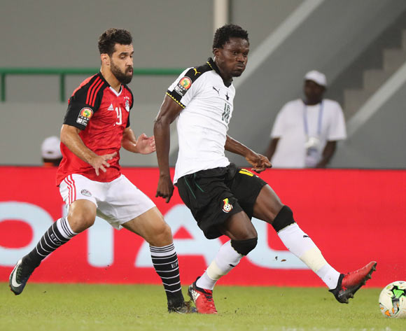 Cameroon are one of the tough sides - Ghana assistant coach