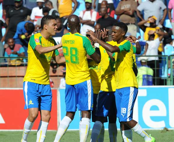 Sundowns thump Orlando Pirates