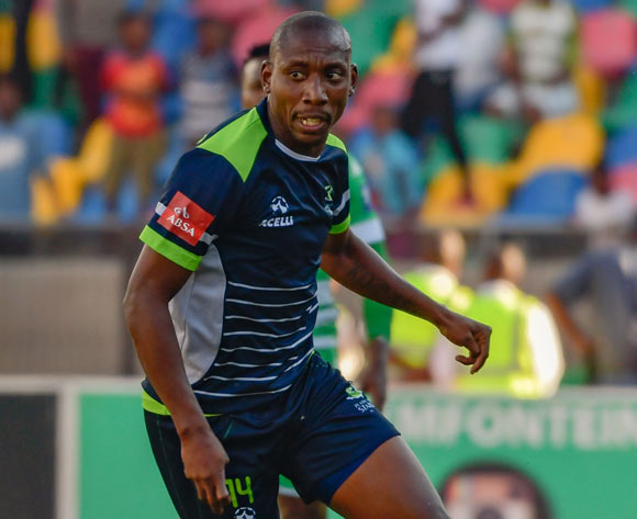 Tintswalo Tshabalala of  Platinum Stars during the Absa Premiership match between Bloemfontein Celtic and Platinum Stars on 25 February 2017 at Dr Molemela Stadium, Bloemfontein ©Frikkie Kapp /BackpagePix