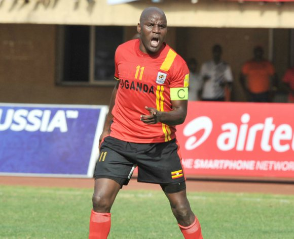 Mphahlele: Uganda captain Massa is a free-agent