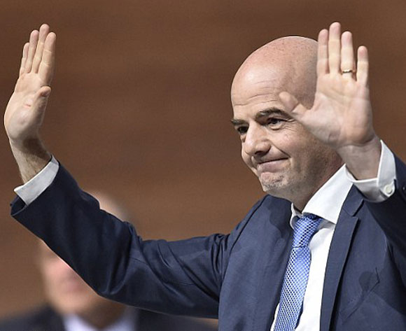 Africa will have at least seven places at expanded World Cup – FIFA boss