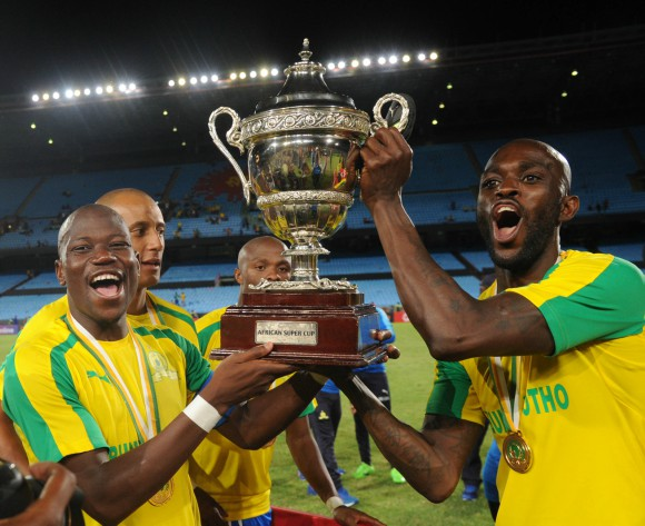 Kekana: We are hungry for more titles