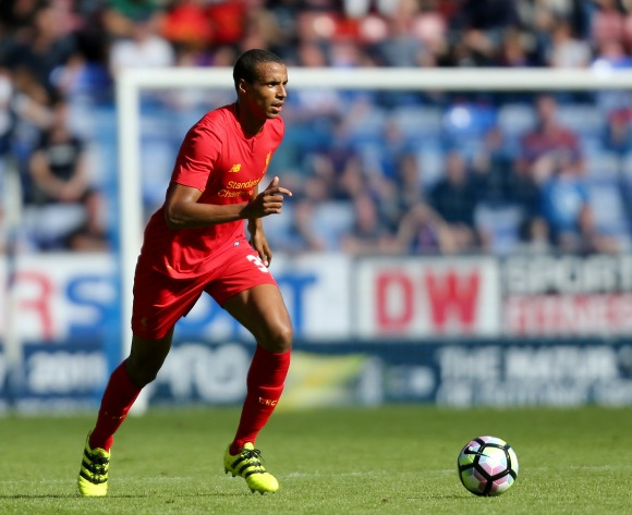 Joel Matip: Liverpool had to improve team spirit