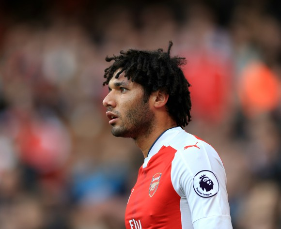 Arsenal to decide on Mohamed Elneny's fitness today