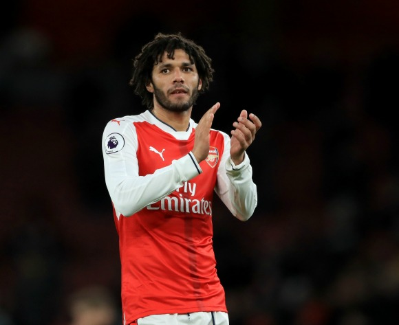 Mohamed Elneny posts video of his recovery training