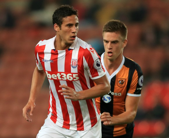 Ramadan Sobhi receives praise from Stoke teammate Joe Allen