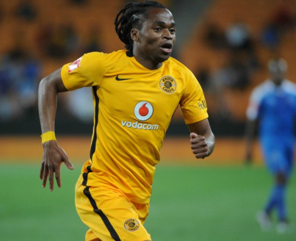 Kaizer Chiefs extend Tshabalala's contract until 2018