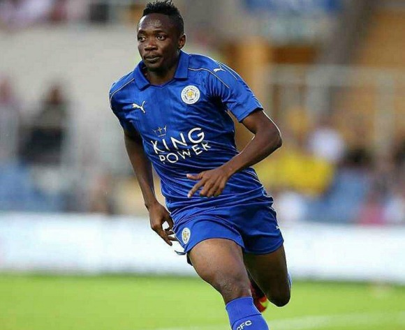 Thank you for the opportunity – Ahmed Musa pays tribute to Ranieri