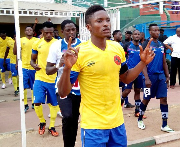 ABS FC ace defender Ajanna wants Super Eagles call-up