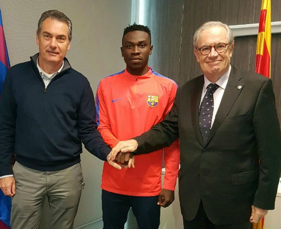 Ezekiel Bassey will shine in Barcelona - Uche Agbo