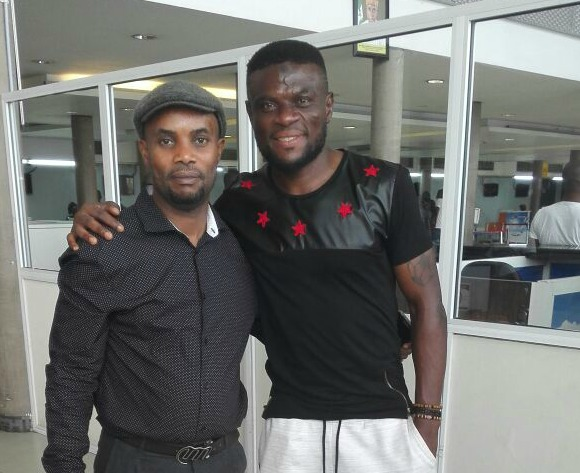 Fatau Dauda wants to win Nigeria league after he rejoins Enyimba from AFCON