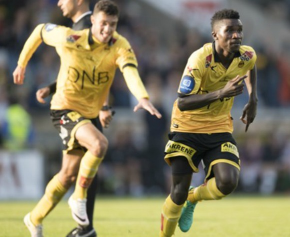 Ifeanyi Matthew scores in Lillestrom big win