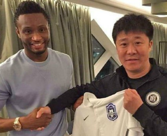 Mikel, Ighalo, Obasi tempted by 'crazy money' in China
