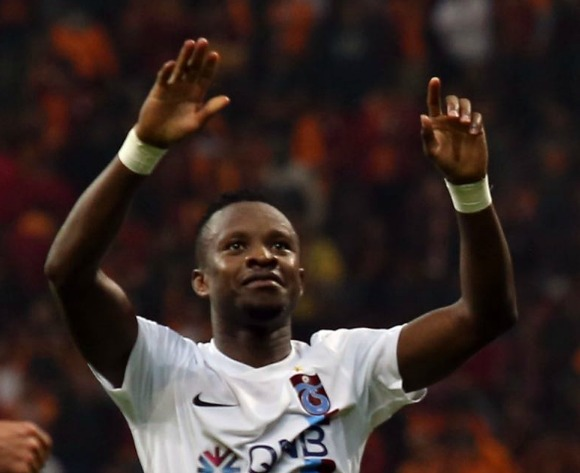 Onazi full of praise after third Man of the Match Award in Turkey