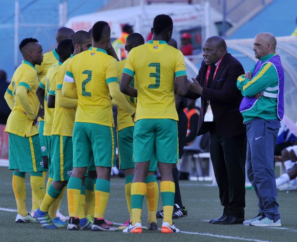SAFA close to naming new Bafana Bafana coach