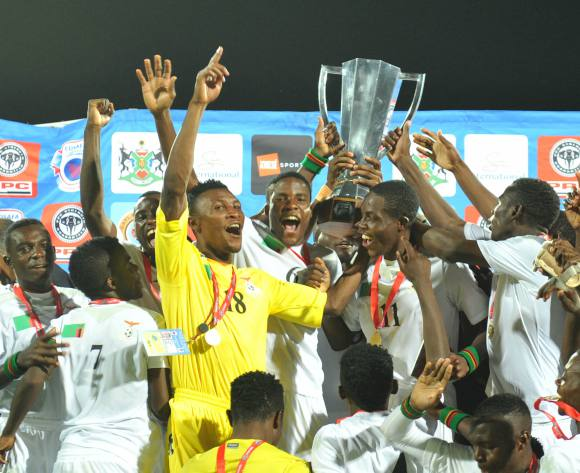 COSAFA want Amajaita or Zambia to lift U20 AFCON
