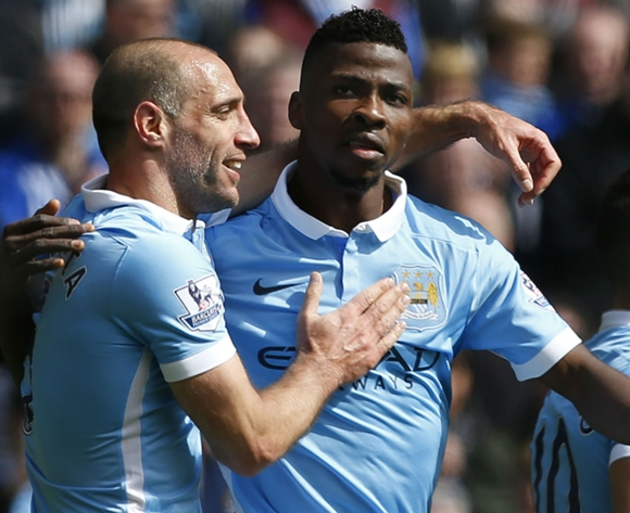 Iheanacho happy at Man City despite limited game time