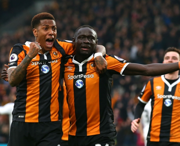 Oumar Niasse looking to help Hull City survive relegation