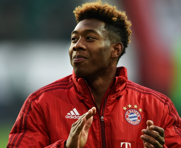 Akwuegbu: NFF were very slow to approach David Alaba