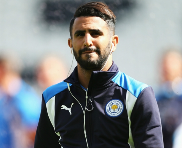Leicester City ready to allow Riyad Mahrez to leave